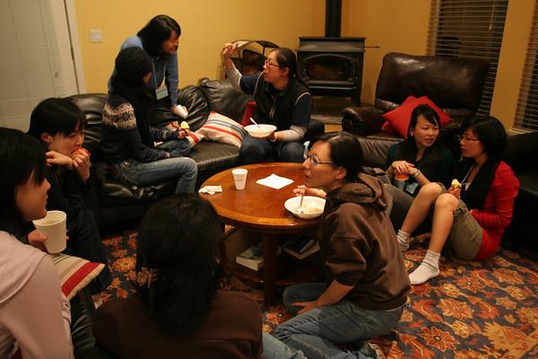 2011 IGSM Winter Retreat