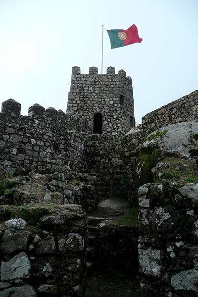 Castelo dos Mouros. Sintra