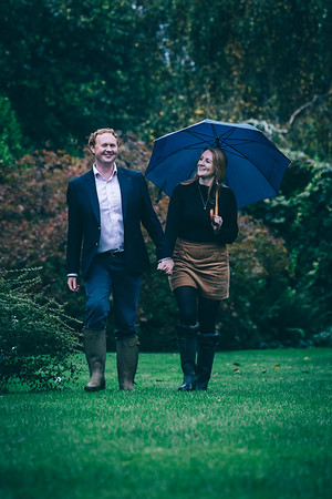 Camilla and Tom