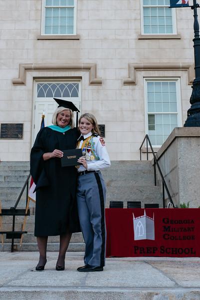 Megs HS Graduation