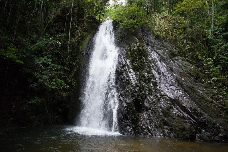 Enseluai Waterfall