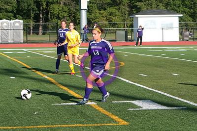 20080910 - Vermillion vs Avon - Girls JV Soccer