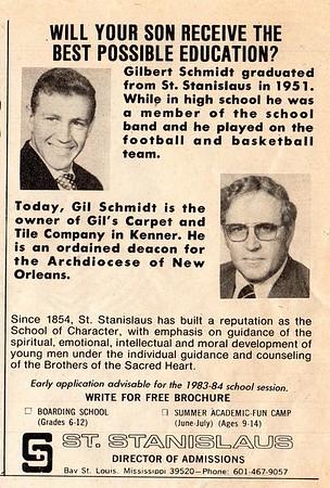 1983-02-20 Gil Schmidt TP Dixie