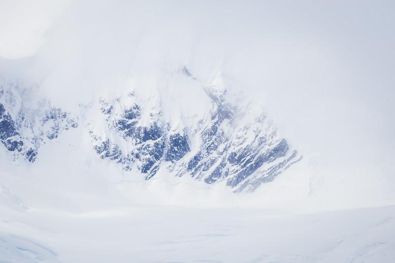 Mountain in Antarctica