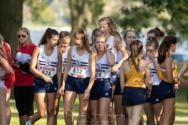 2019-08-28 Hillsdale Academy Cross Country at Owen's Memorial Park
