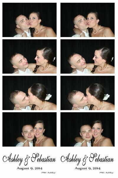 Ashley & Sebastian August 9, 2014