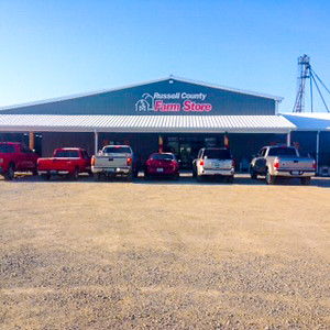 Russell County Farm Store Grand Opening
