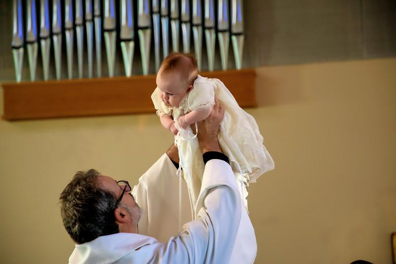 Abigails Baptism