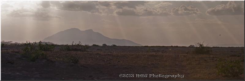 Landscape Scenes of Kenya