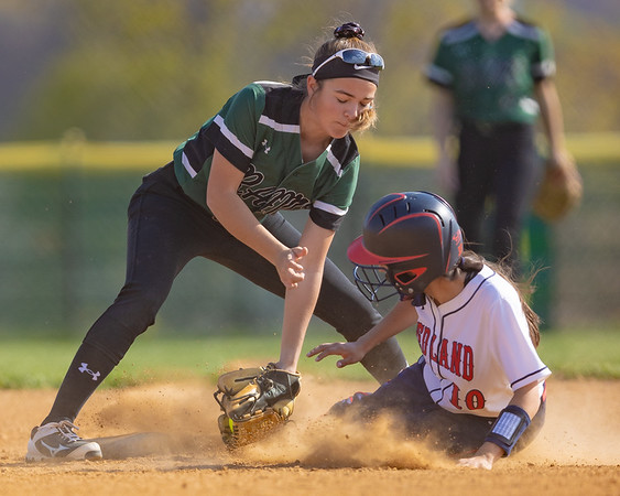 2021-04-20 | Softball | Central Dauphin vs. Red Land