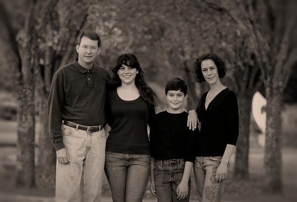 The Birmingham family