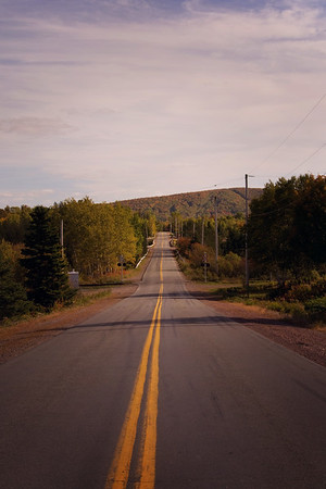 Autumn in Antigonish County