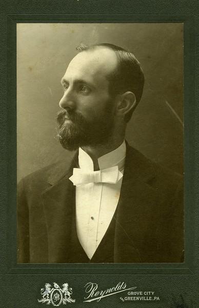 Thomas Scott Lowden 1898