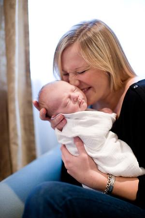 Beau Newborn 2012