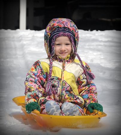 January 2014 Snow Day