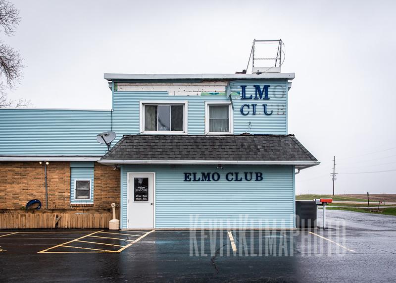 Elmo Club - A Fun Supper Club