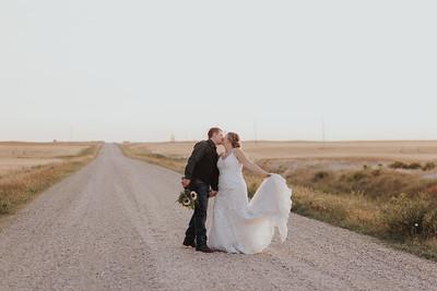 Emma and Dawson Get Married