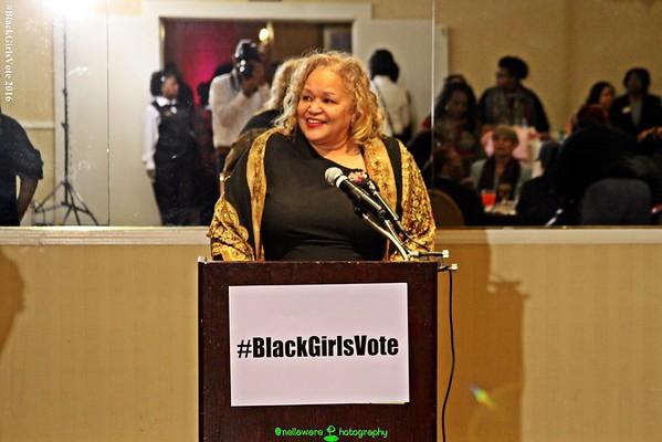 #BlackGirlsVote | #SheWillVote 2016