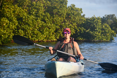 Sunset Kayak Tour - Vaughan, Saul, Finan & Lazor