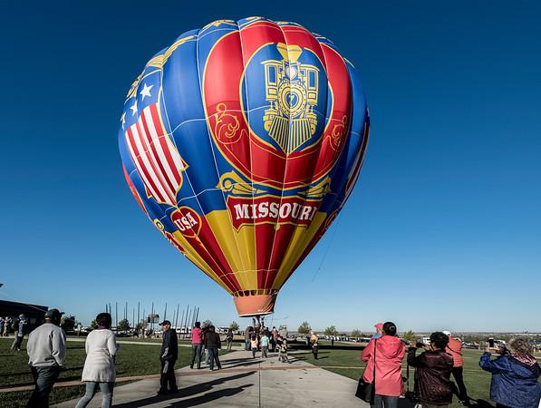 Albuquerque Balloon Fiesta - 2018