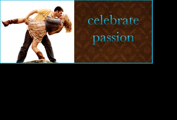 celebrate homepage