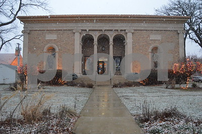 Holiday Open House @ The Blanden Museum 12-3-2016