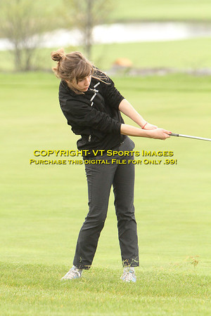 Girls Golf atVT National 5/9/12