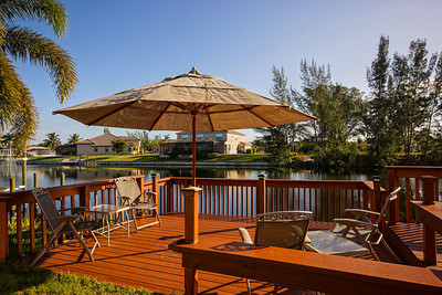 Cape Coral Homes For Sale, Presented by Roland Theis P.A. SW 25th Ct. Cape Coral. Florida Waterfront Home