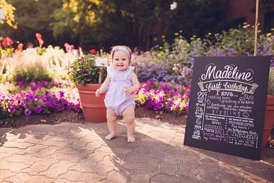Madeline - 1 Year