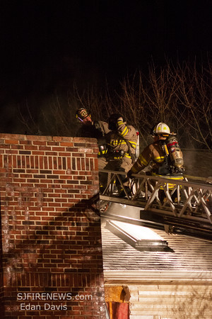 04/09/2015, All Hands Dwelling, Franklin Twp. Gloucester County NJ,  493 Marshal Mill Rd.