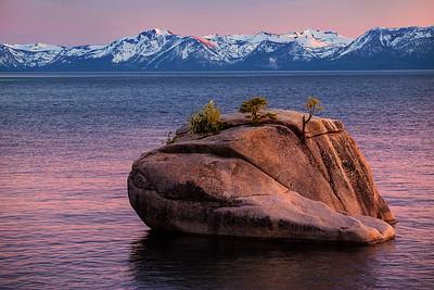 California, San Francisco - Tahoe Sierra ( 旧金山, 太浩湖)