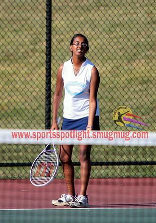 Gaithersburg @ Clarksburg Varsity Girls Tennis