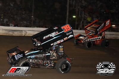 Grandview Speedway - 7/2/19 - Steve Sabo (SDS)