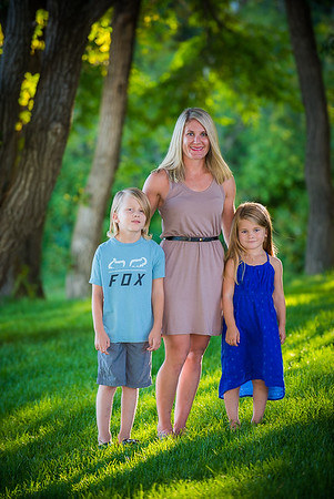 Danielle and the Kids