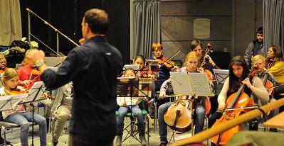 Vild med violin og cello