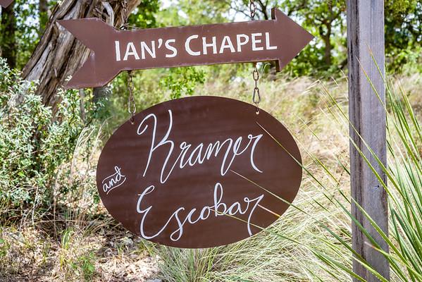 Ian's Chapel: Lisa & Solomon