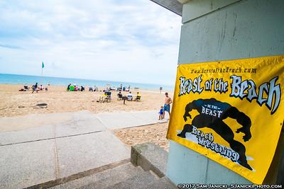 Round 1 - Nationals - Beach of the Beach 8-6-17