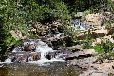 North Fork of the  Provo River, Utah
