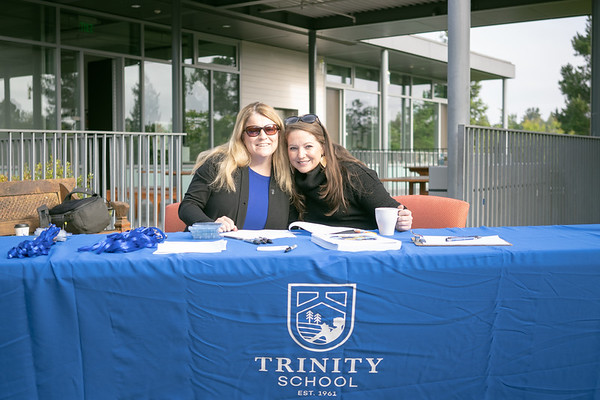 Trinity School - Grandparent & Special Friend's Day
