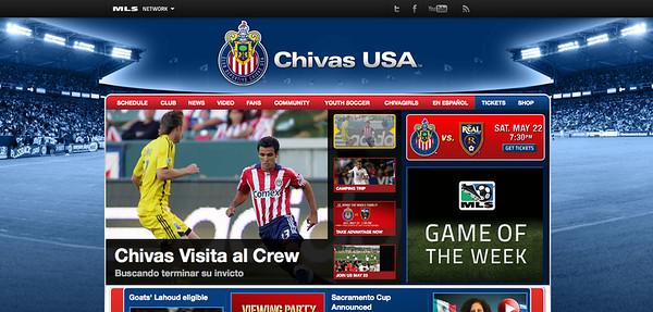 Chivas USA v. Columbus Crew