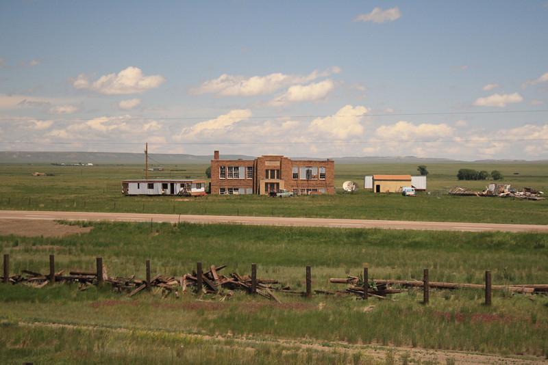 Wyoming, Prairie