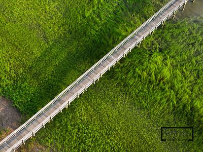 Aerial: Callawassie Island