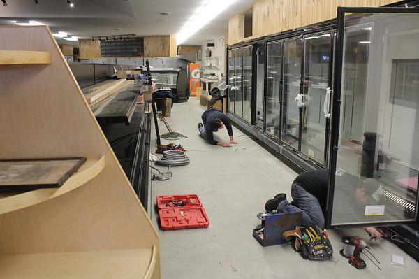 Singleton's Store, Quechee - To Open