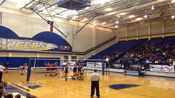 BL Volleyball Videos TAPPS Finals (11/8/2014)