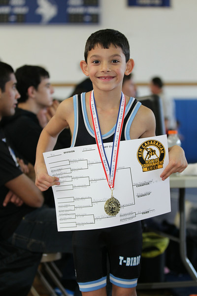 Ken Garabadian Novice Tournament