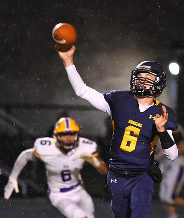 HS Football: Avon @North Ridgeville 10122018