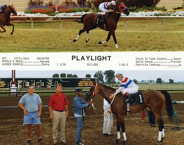 PLAYLIGHT - 8/20/1994