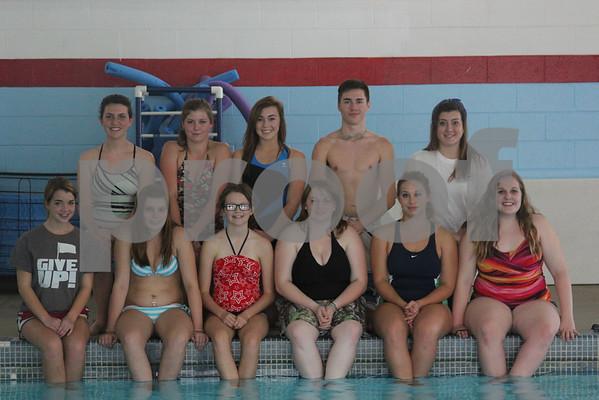 Swim Team - High School