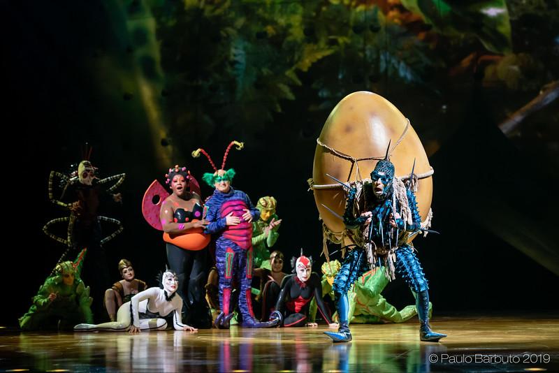 Cirque Du Soleil - Ovo - Abril 2019