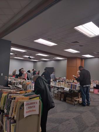 Friends Midwinter Book Sale